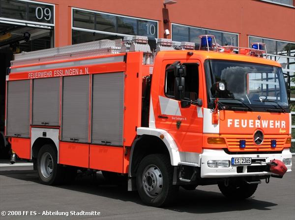 Rüstwagen RW2