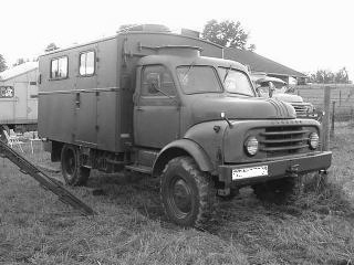 Bergungsschnelltruppwagen BSW