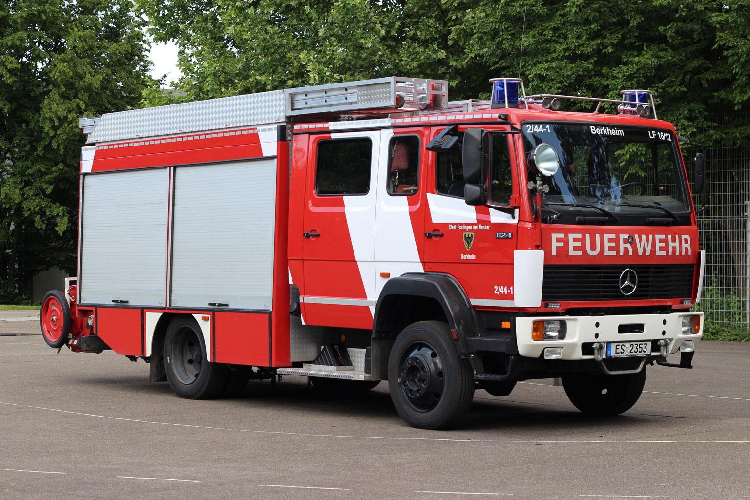 Löschgruppenfahrzeug LF16/12