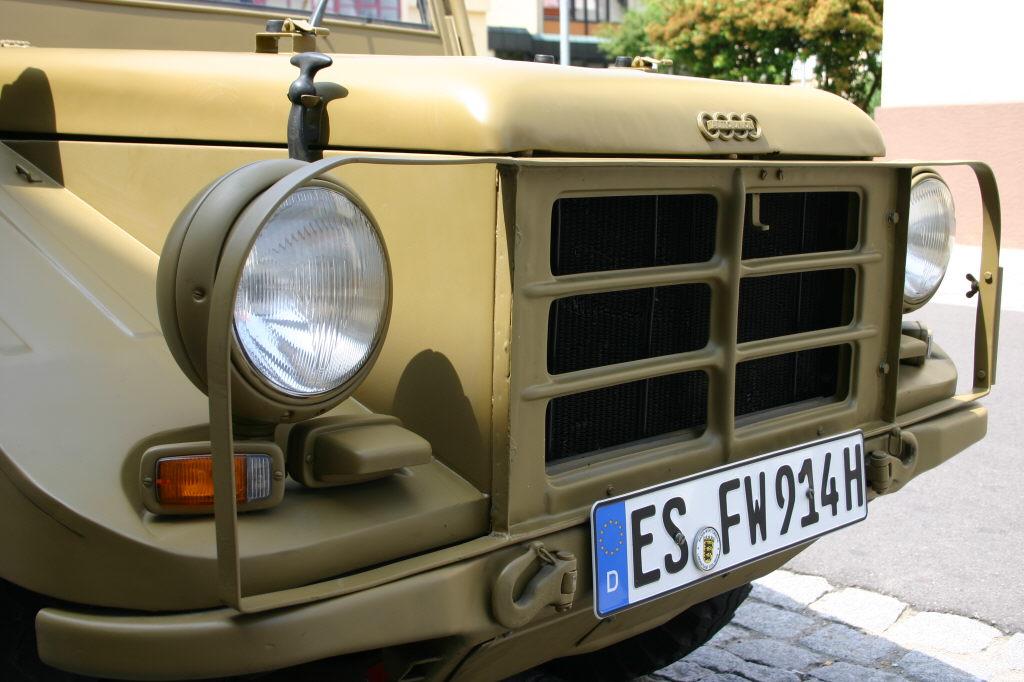 Funk-Kommandowagen FuKoW