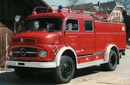 Tanklöschfahrzeug TLF16/25