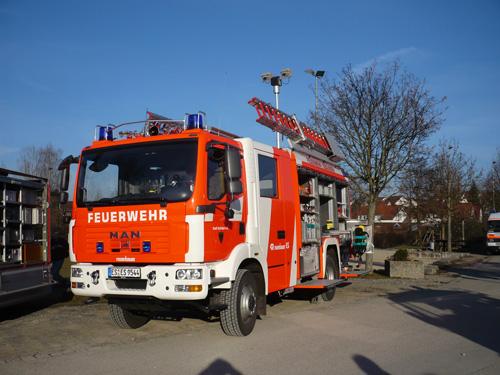 Löschgruppenfahrzeug LF20/16
