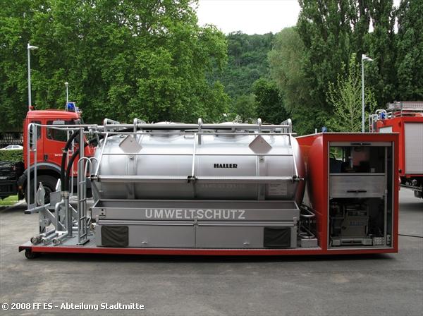 Abrollbehälter - Tank AB-Tank
