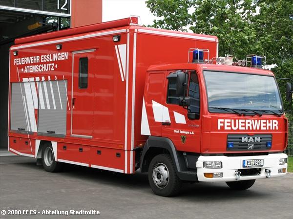 Gerätewagen Atemschutz GW-A