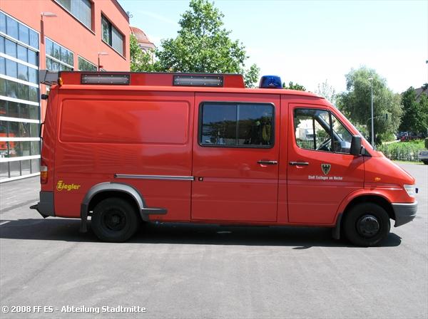 Vorauslöschfahrzeug VLF