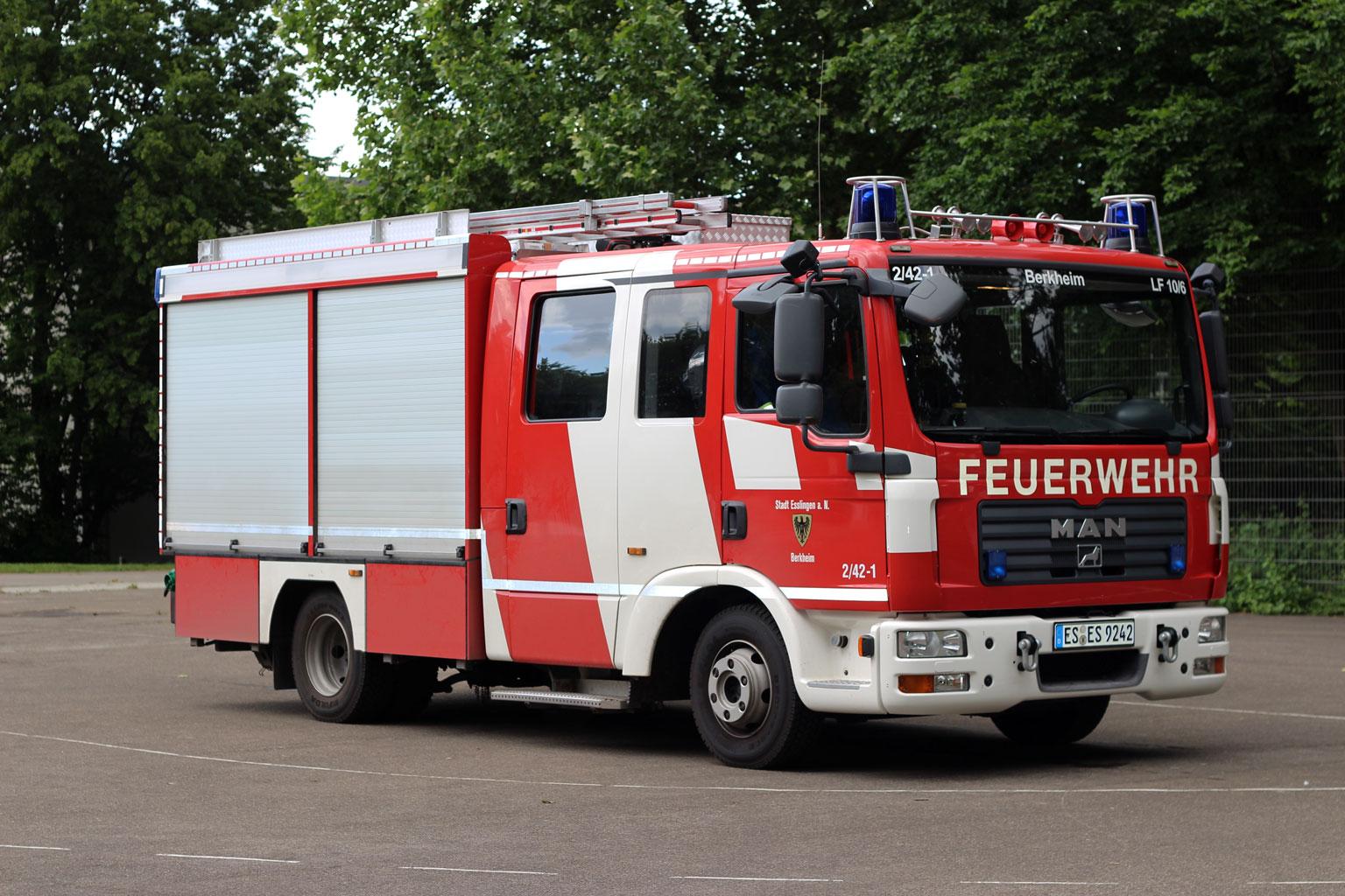 Löschgruppenfahrzeug LF10/6