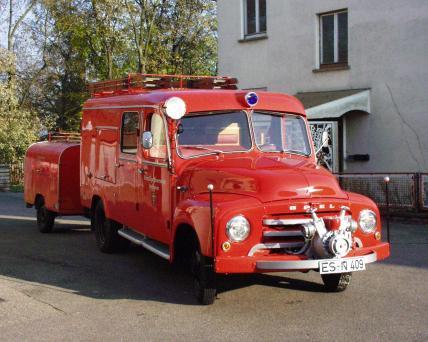 Kleinlöschfahrzeug KLF6