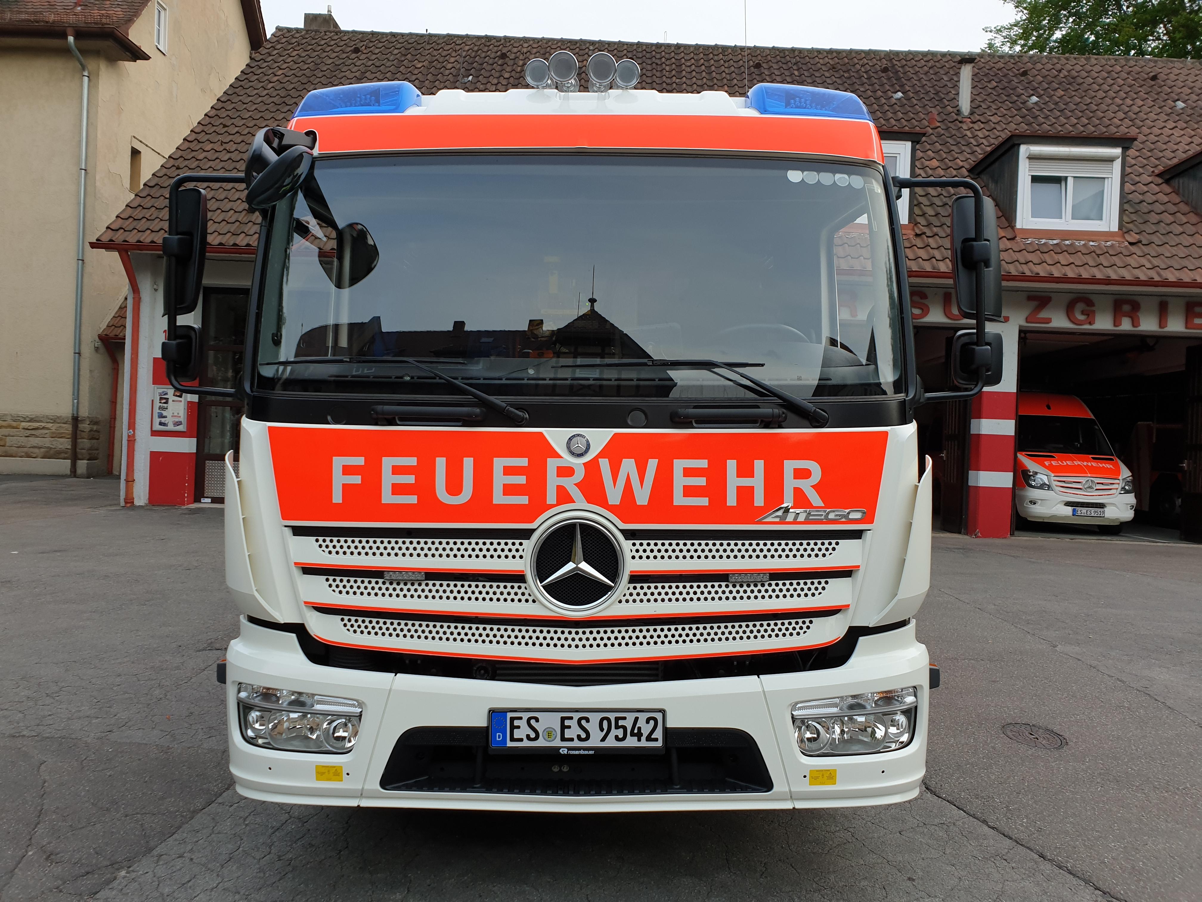 Löschgruppenfahrzeug LF10